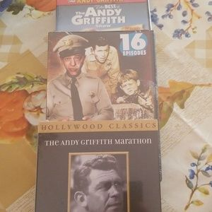 Andy Griffith dvds